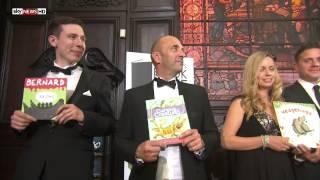 People's Book Prize Award