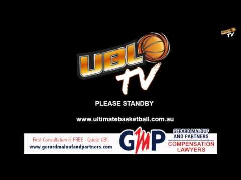 UBL TV Live Round 13 Sydney Warriors Vs Glebe Magic
