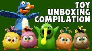 Angry Birds | Toy Unboxing Compilation