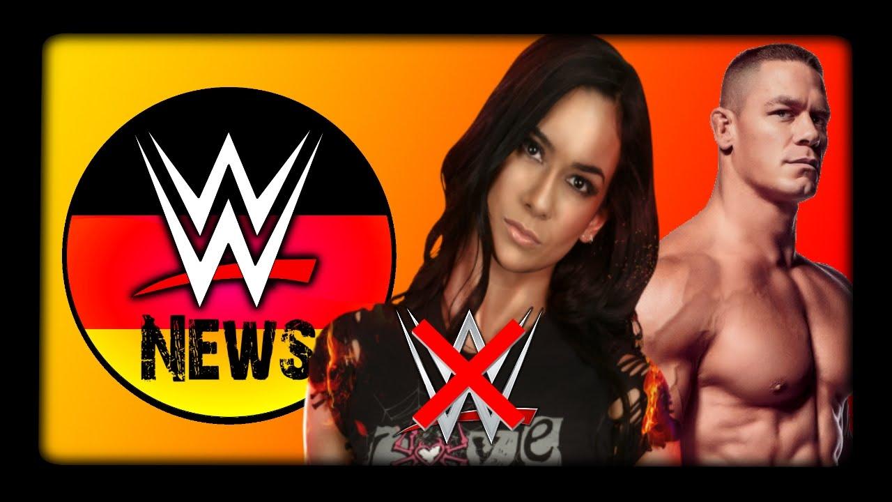 AJ Lee verlässt WWE! Neues WWE Mobile Game! Rey Mysterio ...
