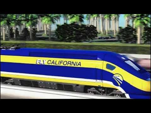 California Approves $3.2 Billion Bond for High Speed Train to Middle of Nowhere