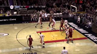 (HD) NBA Live 08 Gameplay (XBOX 360)