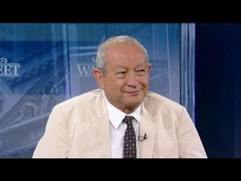 Billionaire Naguib Sawiris on why he invested in gold mining