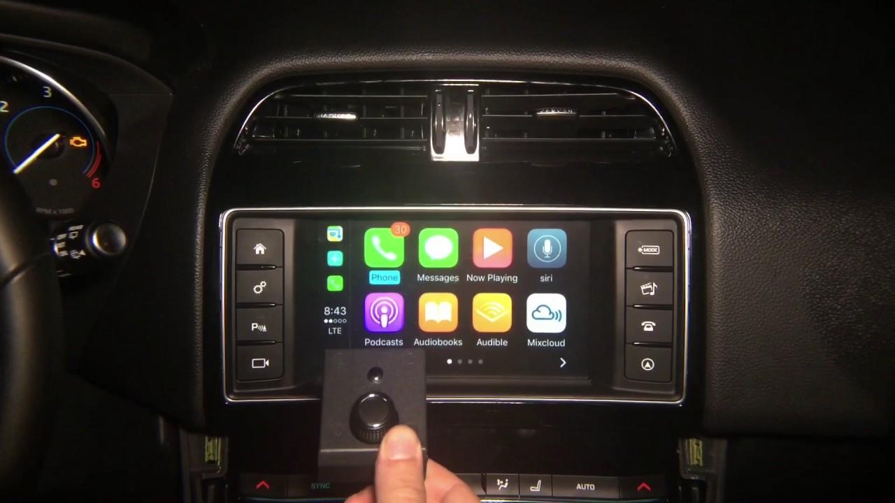 Dashconnect Apple Carplay Smartphone Mirroring Camera Interface