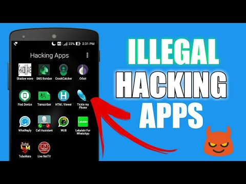 5 New illegal Hacking apps for Android No Root 2017 - Most Popular