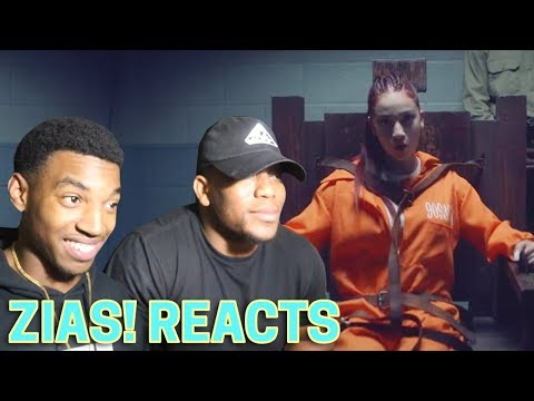 ZIAS! Reacts | BHAD BHABIE - Hi Bich / Whachu Know (w/B Lou )