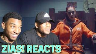 BHAD BHABIE - Hi Bich / Whachu Know (w/B Lou ) | ZIAS! Reacts
