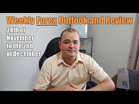 Weekly Forex Review - 28th of November to the 2nd of December