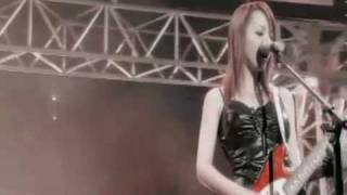 I was there at this concert but this is from the DVD. I ♥ Aya I ♥ A...