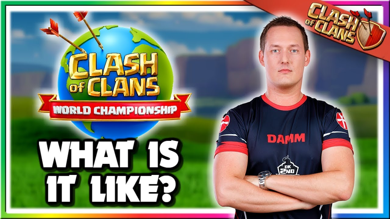 Clash World Championship: The Experience with DK 2nd Brigade