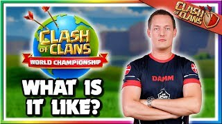 Clash Worlds: The Experience with DK 2nd Brigade (Clash of Clans)