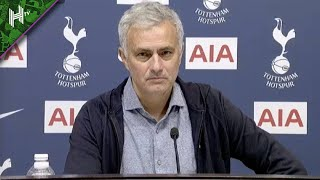 Harry Kane changes perceptions of strikers | Spurs 2-0 Man City | Jose Mourinho press conference