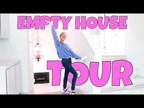 EMPTY HOUSE TOUR 2018! thumbnail