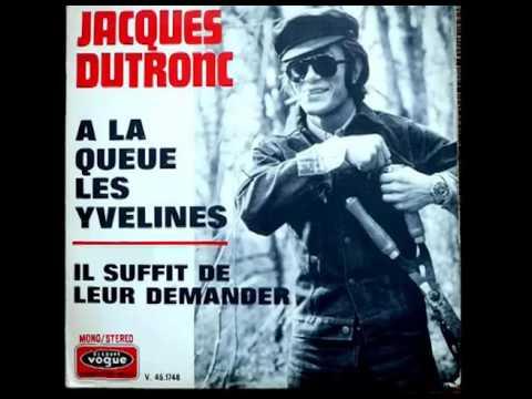Jacques Dutronc - À la queue les Yvelines