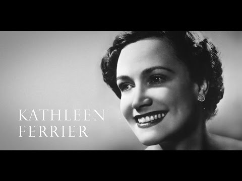 Kathleen Ferrier Sings 18 Songs & Folksongs 2 sides of mono Lp