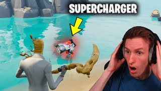 The *NEW* Weapon SUPERCHARGER (so Crazy)