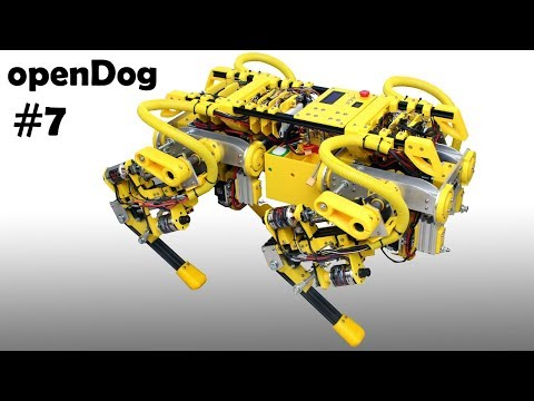 OpenDog - Build Your Own Spot