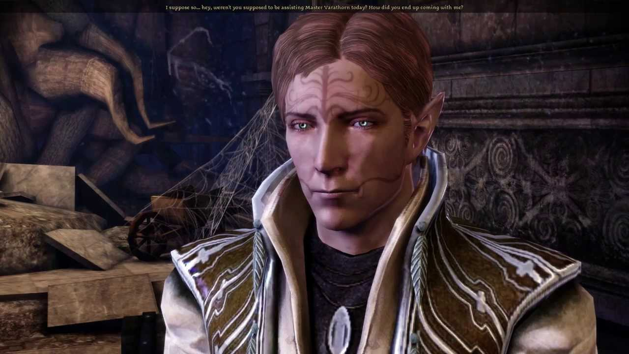 The best and worst romance of any video game is in Dragon Age Inquisition