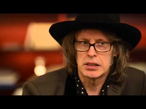 The Waterboys : Mike Scott - Post-it interview