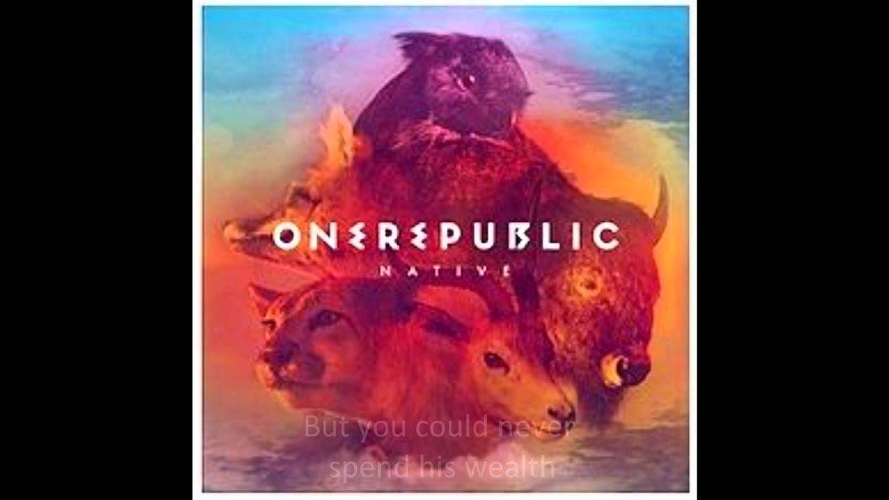 Download Preacher - OneRepublic Lyrics