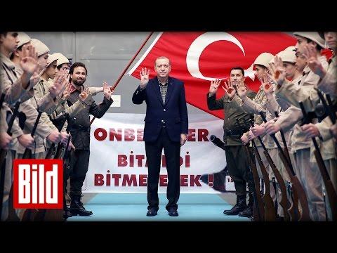 Deutsch-Türken über Erdogans Verfassungsreform - BILD-Umfrage