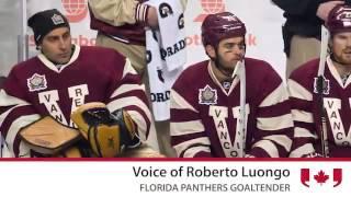Roberto Luongo says Heritage Classic snub sealed his fate