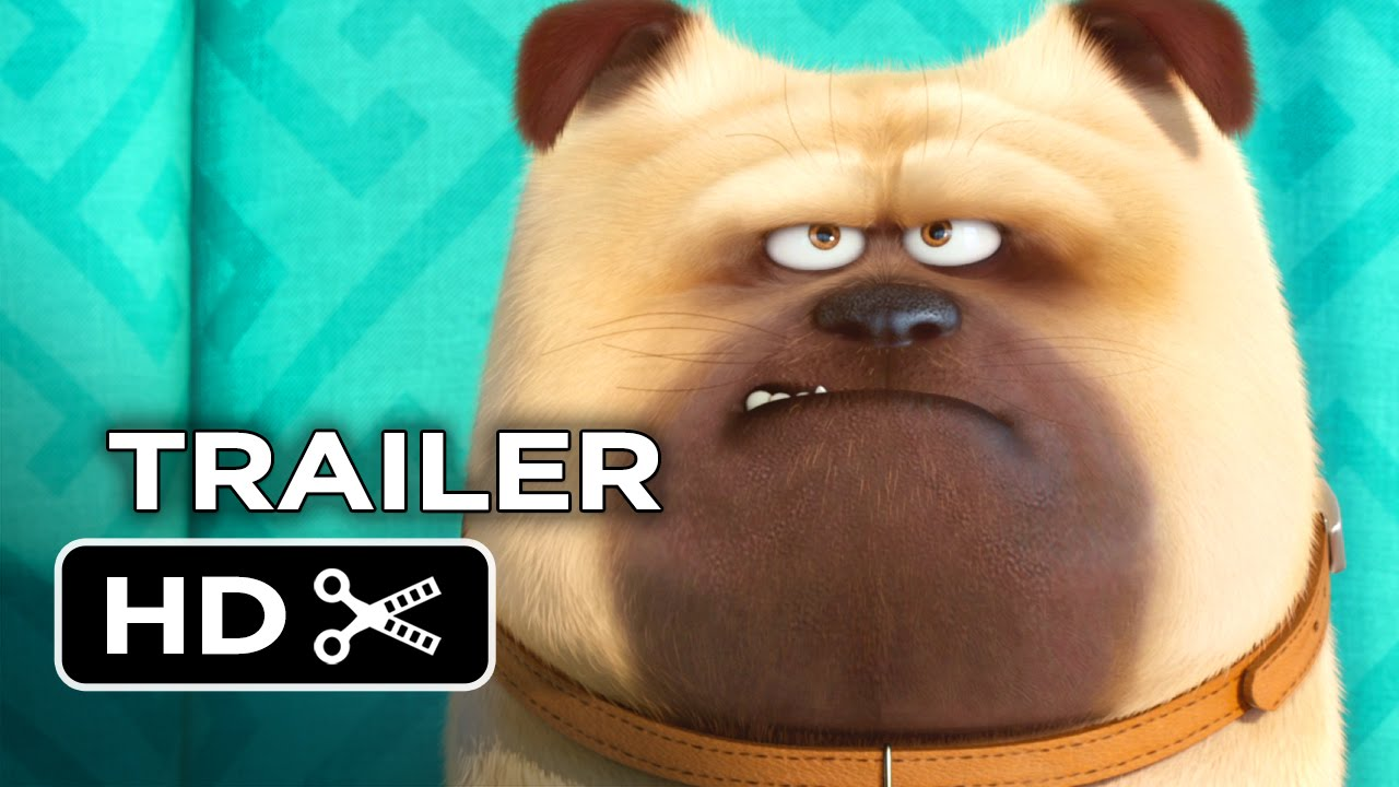 the secret life of pets official teaser trailer 1 2016
