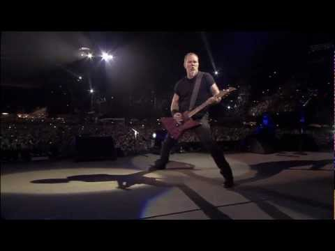 Metallica  Enter Sandman  in Mexico City Orgullo, Pasión, y Gloria
