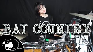 Avenged Sevenfold - Bat Country Drum Cover By Tarn Softwhip