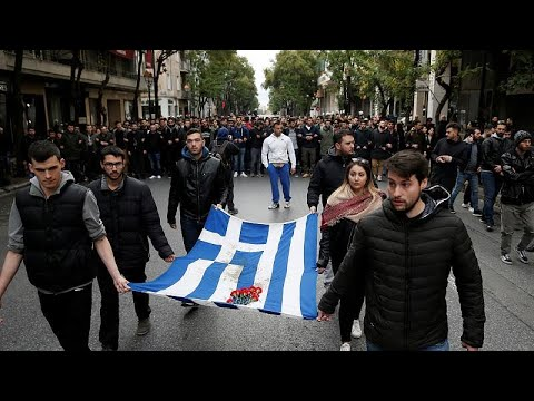Greece's student heroes remembered
