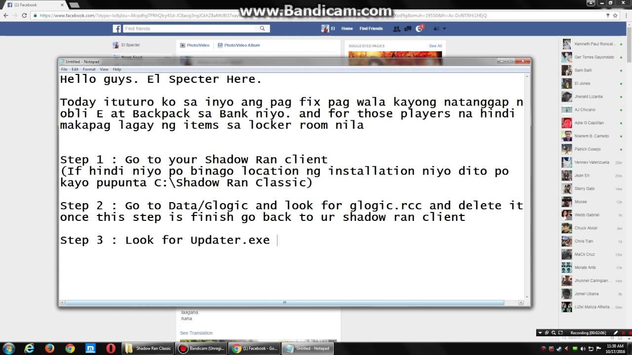 ran online glogic.rcc