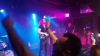 Dennis lloyd - i never go back ( live at the velvet underground Toronto 2018 ) new song Video