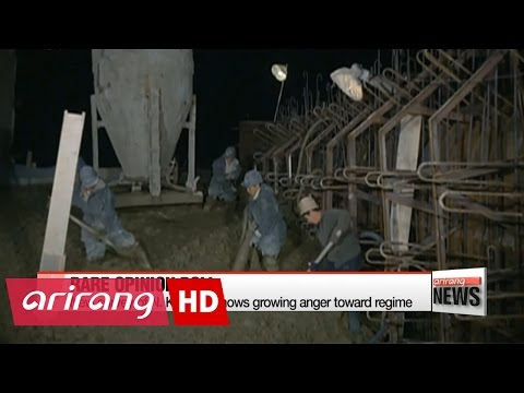 N. Korea human rights NGO reveal harsh working conditions of the regime