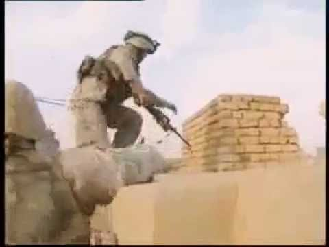 U.S. Marines Killing Iraqi Insurgents Close Range!