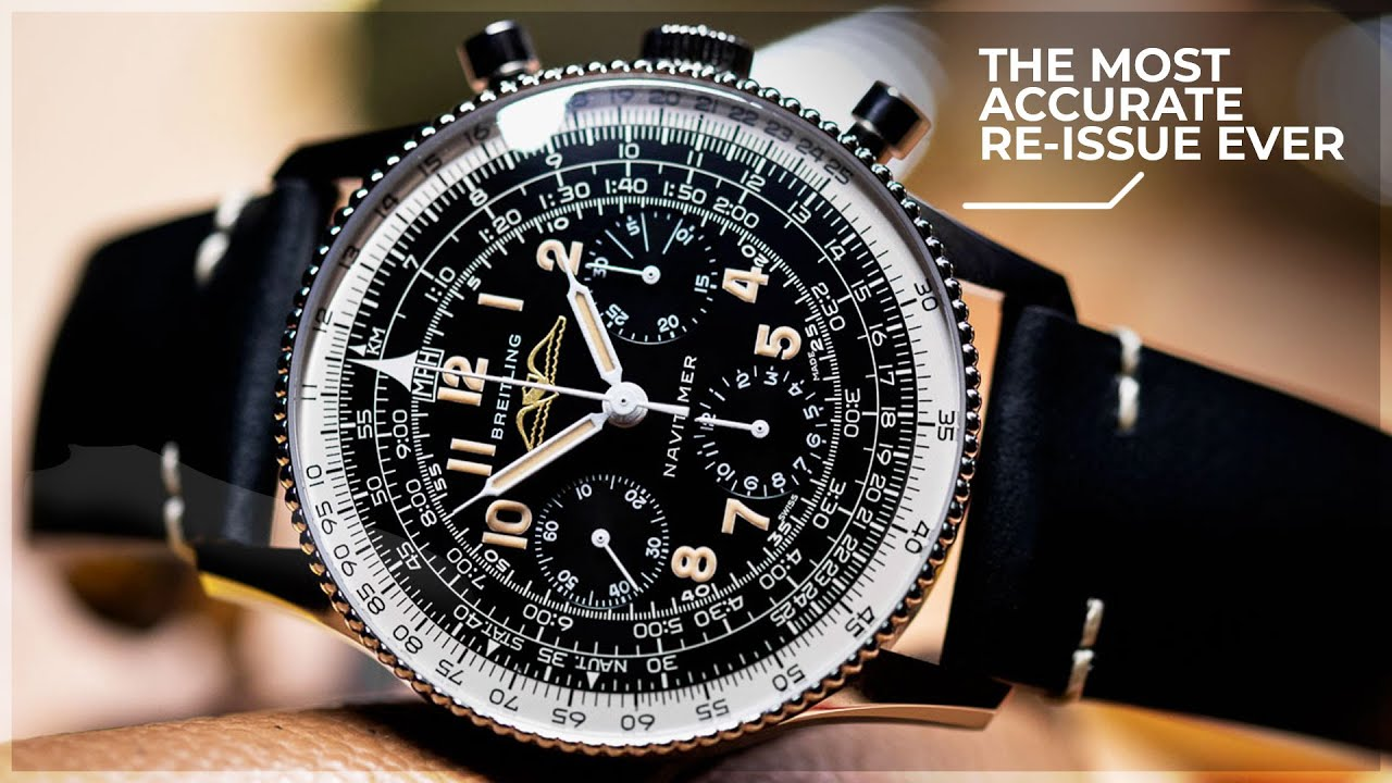 The Most Accurate Re Issue Ever Hands On With Breitling At Baselworld 2019