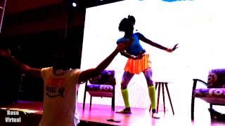 FRASES DE MAINHA - Junior mostrando o quê aprendeu na aula de Swing Baiano