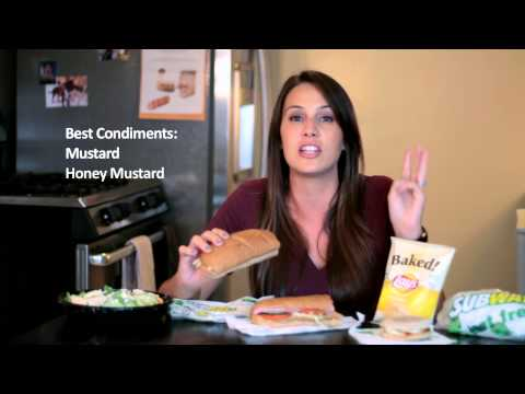 SubwayEat, Drink & Be Skinny with Angie Greenup