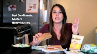Subway- Eat, Drink & Be Skinny with Angie Greenup