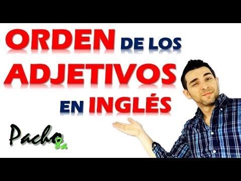 Verbo sustantivo y adjetivo en ingles