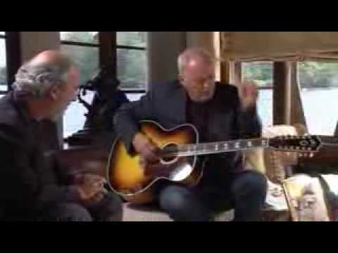 David Gilmour  12 strings!!