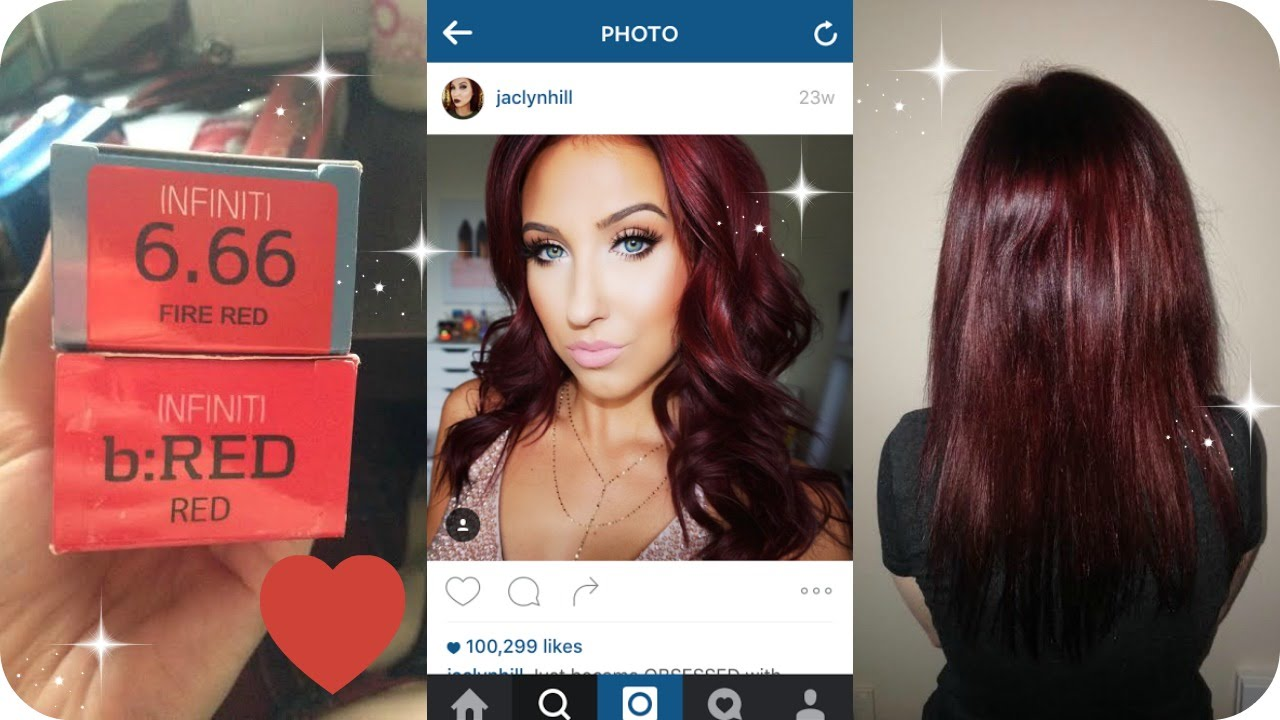 How To Get Jaclyn Hill S Exact Hair Color Youtube