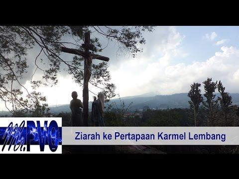 Pertapaan Karmel Lembang Jawa Barat
