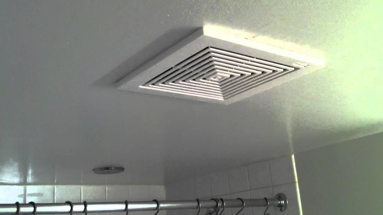 Loud bathroom exhaust fan - How Loud Is A Broan Bathroom Fan