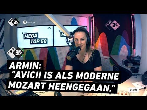 """Armin van Buuren over Avicii: """"De zwartste dag ooit in de dancemuziek"""""""