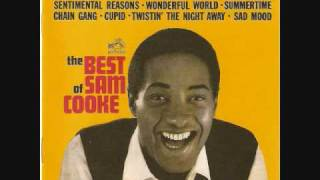 Sam Cooke-Everybody loves to Cha Cha Cha
