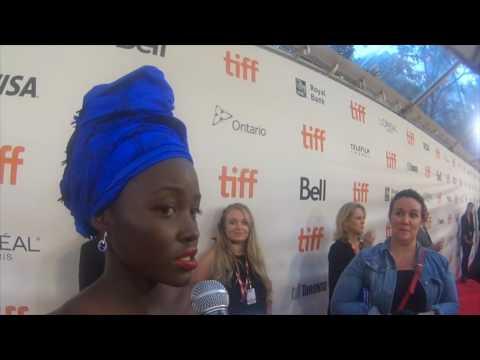 TIFF 2016: Lupita Nyong'o & David Oyelowo on the 'Queen of Katwe' Red Carpet