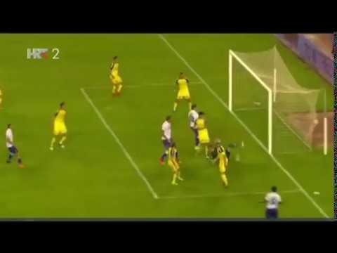 Ante Erceg Goal HD Hajduk Split 1-0 Brondby  03 08 2017