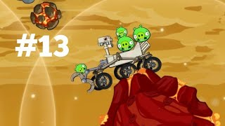 Angry Birds Space #13: Space machine pig boss
