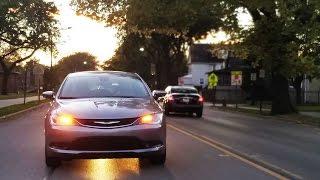 2016 Chrysler 200: главное - не потерять свою машину...
