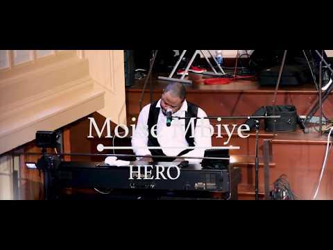 Pasteur Moise Mbiye - Hero